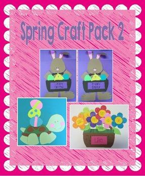 Spring Craft Pack 2