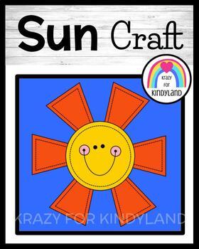 Weather Craft: Sun