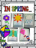 Spring Craftivity Book