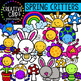 Spring Clipart Mega Bundle ($24.00 Value) {Creative Clips