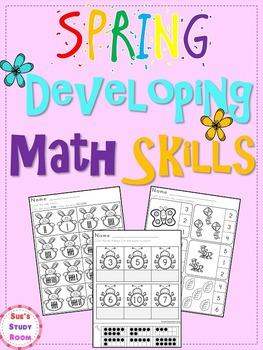 Spring Developing Math Skills