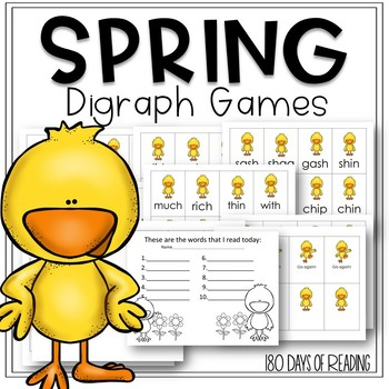 Spring Digraph Games for Fluency