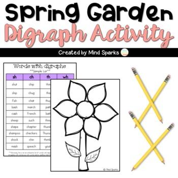 Spring Digraph Garden