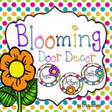 Door Decor: Spring