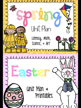 Spring & Easter BUNDLE