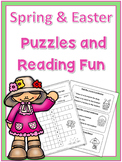 Spring & Easter Puzzles