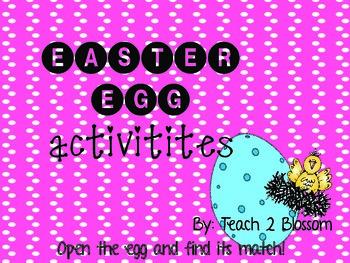 Spring: Egg Pack!