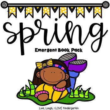 Spring Emergent Book Pack