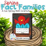 Spring Fact Family - a Craftivity