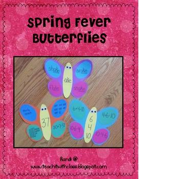Spring Fever Butterflies