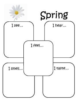 Spring Five Scenses