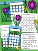 Spring Flowers Sticker Incentive Charts - Full Color and L