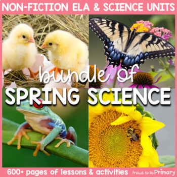 Spring Life Science BUNDLE