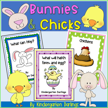 Spring Fun: Eggs and Bunnies Literacy Unit