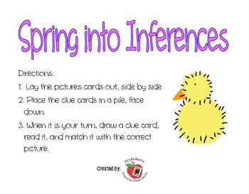 Spring Inference Game