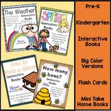 Spring Interactive Easy Readers BUNDLE