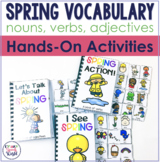 Spring Interactive Language Activities