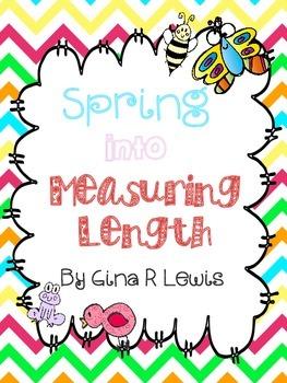 Spring Into Measuring Length