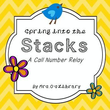Spring Into the Stacks: A Library Call Number Relay Game