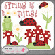 Spring Is Blooming 1 - Art by Leah Rae Bundle (Set of 10)