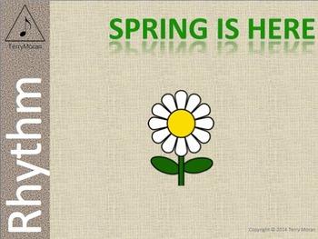 Spring Is Here - Rhythm Pack