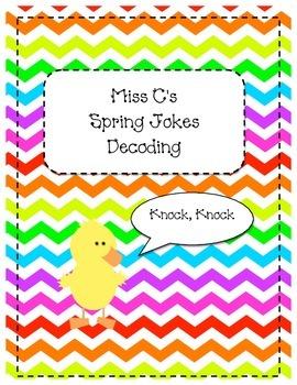 Spring Joke Decoding