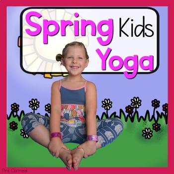 Spring KIDS Yoga