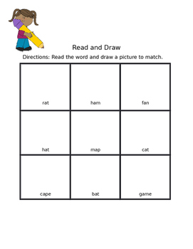 Spring Kinder Phonics Worksheets