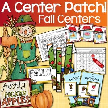 Fall Kindergarten Centers