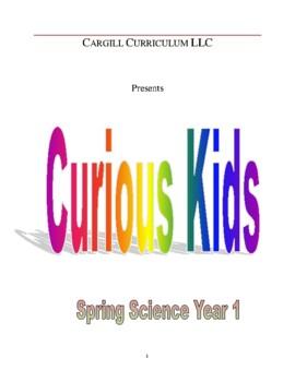 Spring Kindergarten Science