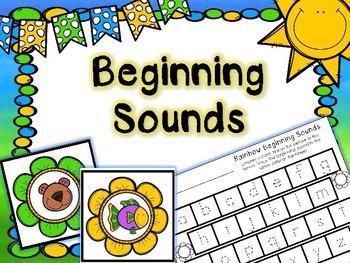 Spring Literacy Center - Beginning Sounds