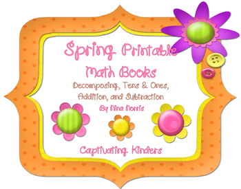 Spring Math Books