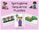 Spring Math Bundle with Adapted Books
