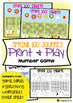 Place Value Games Activities {Spring Math Centers}