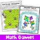 Spring Math Games, Puzzles and Brain Teasers