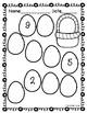 Spring Math Printables- Counting, NO PREP