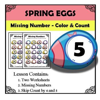 Spring - Missing Numbers