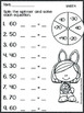 Spring No Prep Printables Math FREEBIE