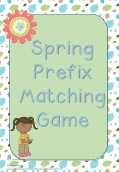 Spring Prefix Matching Game - Extended Version