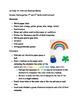 Spring Rainbow Reader