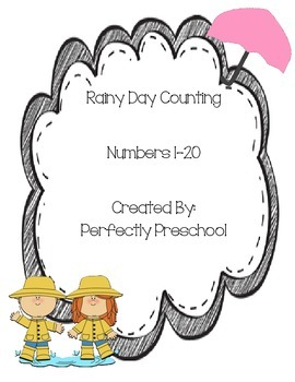 Spring Rainy Day Counting