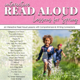 Spring Read Alouds: Interactive Read Alouds