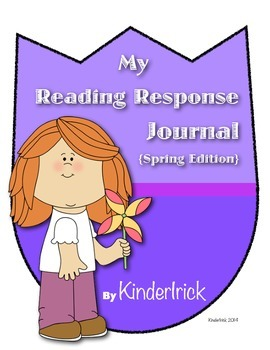 Response to Literature Journal {Spring Edition}