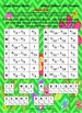 Spring Review 5 Riddle Bundle Fractions Rational Numbers M