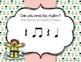 Spring Rhythm Reading Interactive Game - Ta Rest (Kodaly R