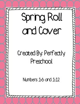 Spring Roll and Cover {Dollar Deal}