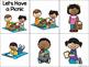Spring Sentence Builders