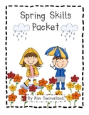 Spring Skills Packet