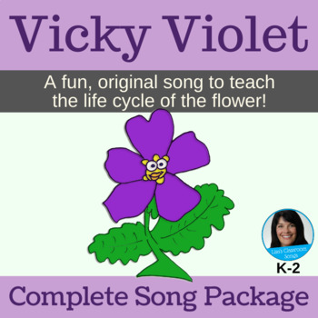 "Spring Complete Music Lesson Bundle - ""Vicky Violet"" by Li"