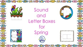 Spring Sound and Letter Boxes